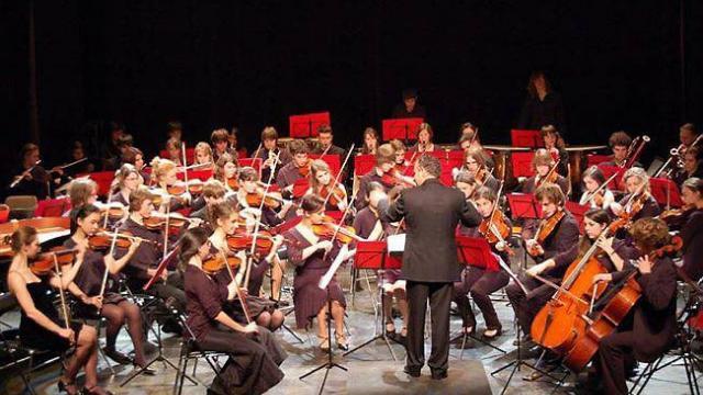 Orchestre des jeunes de haute bretagne
