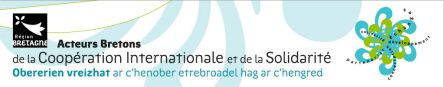 Acteurs Bretons de la coopération internationale et de la solidarité