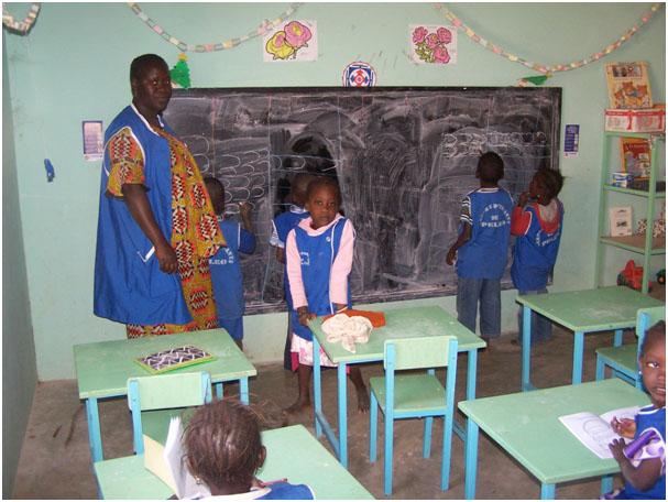 Un modele d ecole maternelle a suivre