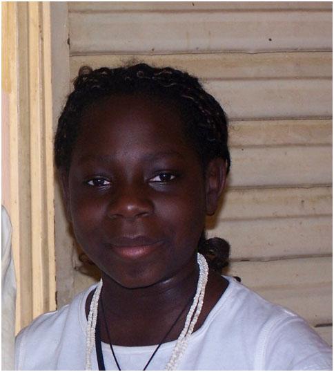 Isaora en 2007